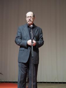 Георги Дюлгеров представя ,,Буферна зона'' във Варна - октомври 2014