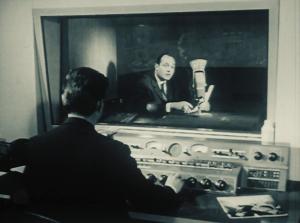 Кадър от филма ,,Чуй''