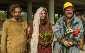 Клошарска сватба в ,,Смрадлива приказка''