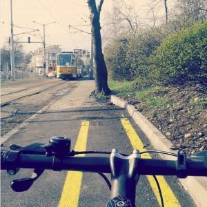 Още една велоалея в София