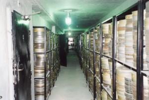 Хранилище за филмова лента на Българската национална филмотека