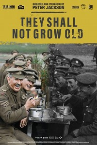 They Shall not Grow Old - постер